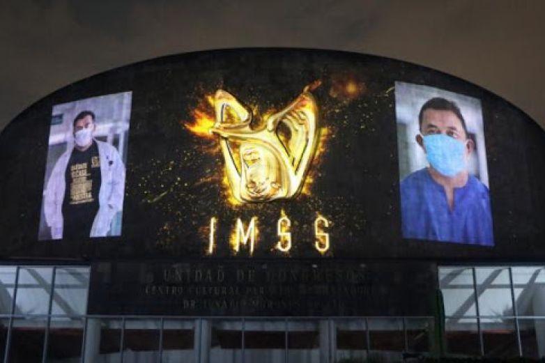 Imss lanza convocatoria para pintar murales en homenaje a personal de salud