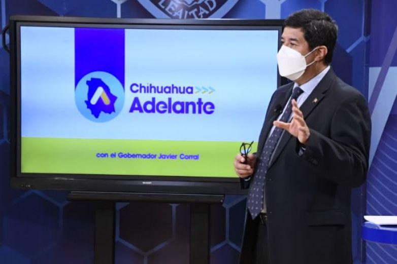 Chihuahua está en la batalla por los recursos que le corresponden: Corral