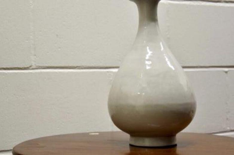 Policía británica recupera jarrón chino valorado en 3 mdd