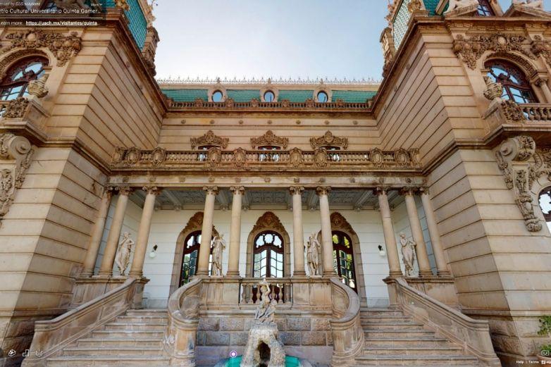 Quinta Gameros abre sus puertas virtuales