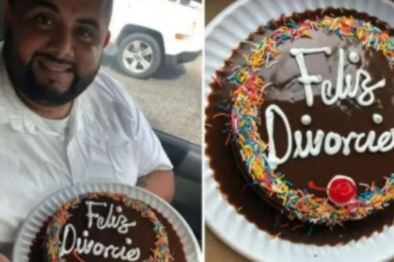 Abogado regala pasteles a sus clientes luego de tramitar sus divorcios