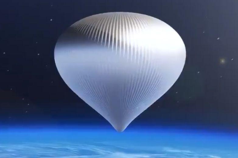 Viajes al espacio en globo podrían ser posibles