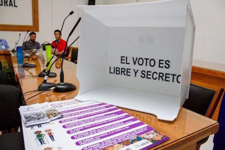 Chihuahuenses en el extranjero votarán por primera vez por Internet