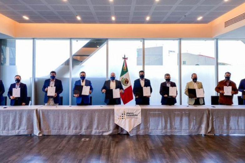 Alianza Federalista desarrolla su propia versión de ProMéxico