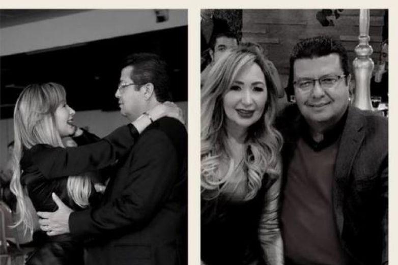 Armando y Alejandra Cabada se mandan mensajes por su aniversario