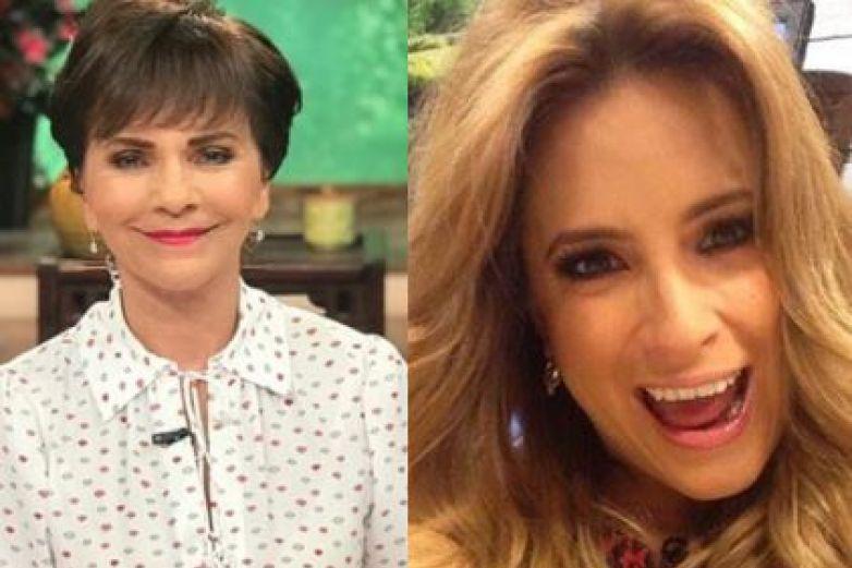 Linet Puente coquetea con invitado y Pati Chapoy la calla en vivo