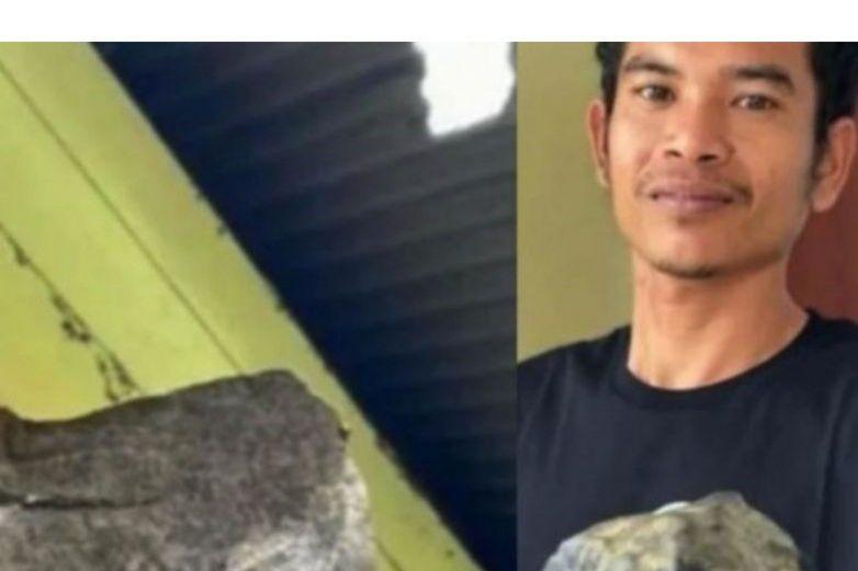 Hombre se vuelve millonario tras ser golpeado por un meteorito