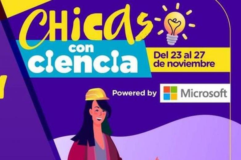 Semana de 'chicas con ciencia' en La Rodadora