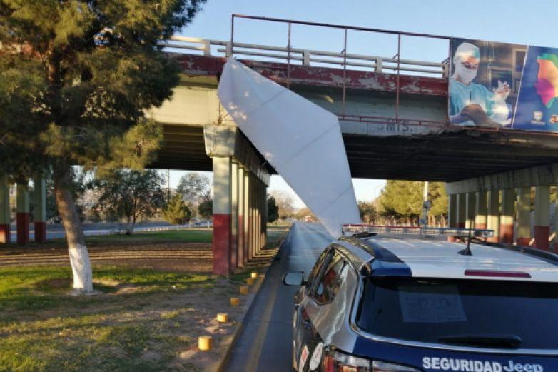 Ráfagas de viento alcanzarán los 76 kilómetros por hora