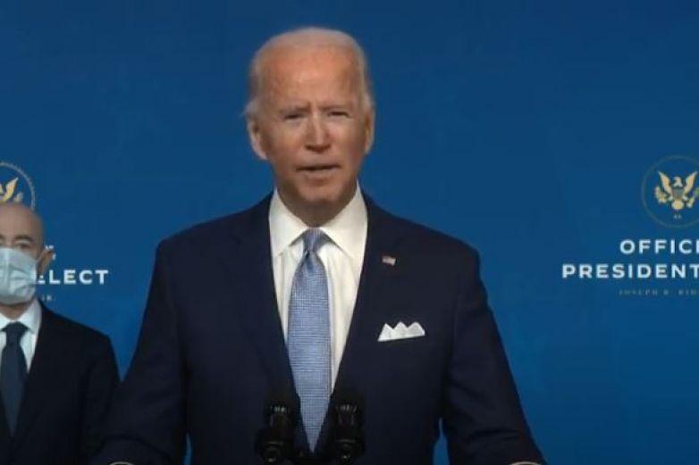 Biden presenta su equipo de seguridad nacional