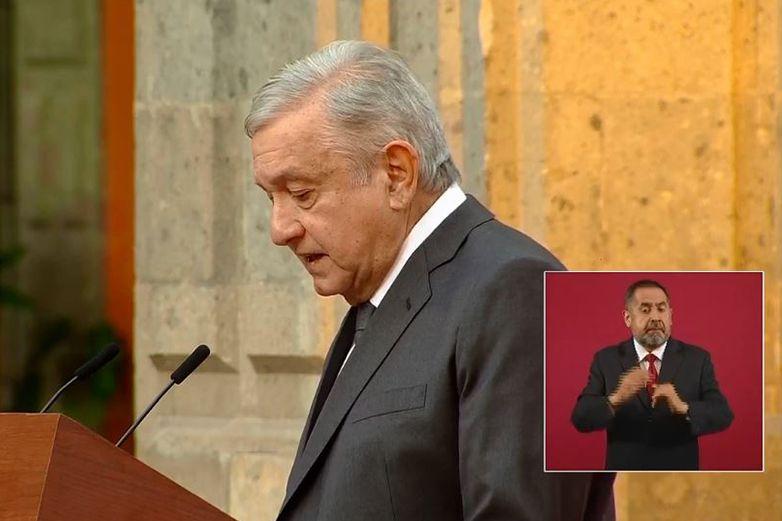 Mensaje presidencial a dos años de Gobierno desde Palacio Nacional