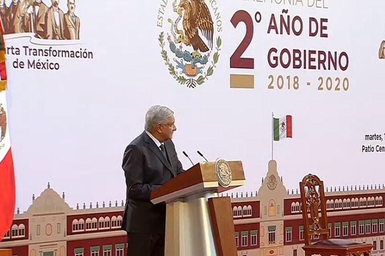 Hay tres compromisos pendientes de 100, dice López Obrador