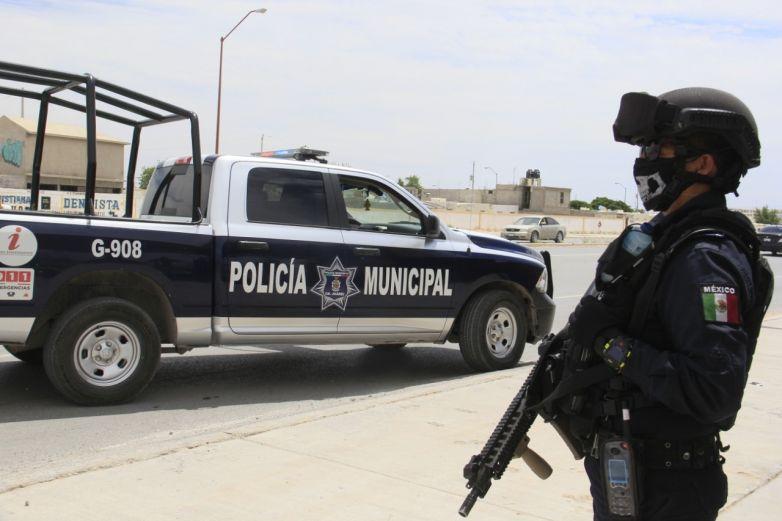 Rescatan policías a dos hombres secuestrados