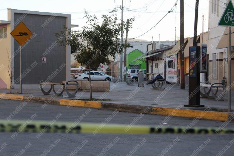 Lo asesinan a balazos en corredor seguro del Centro