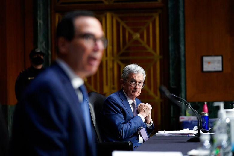 Mnuchin defiende anulación de préstamos emergencia de la Fed