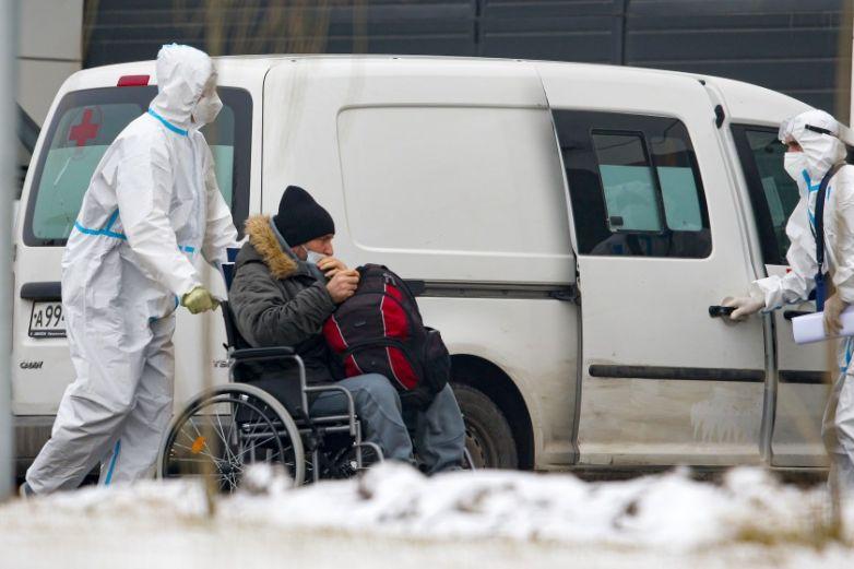 Rusia supera otro récord de contagios de coronavirus