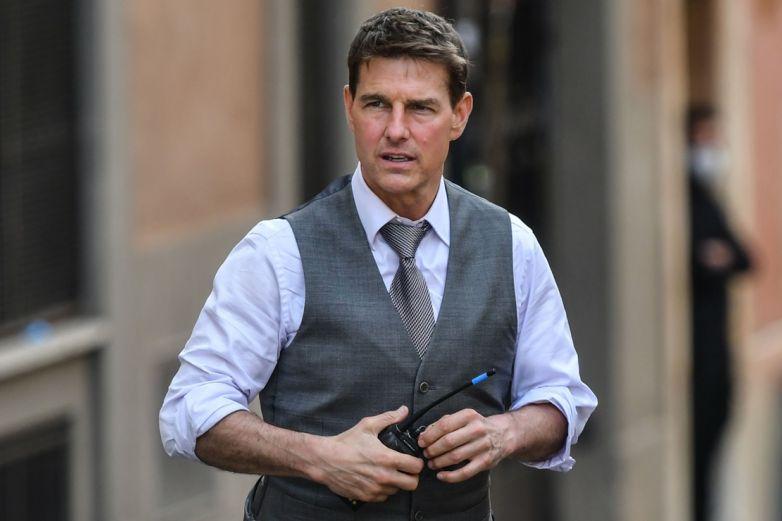 Tom Cruise enfurece con producción por no respetar sana distancia (+Video)