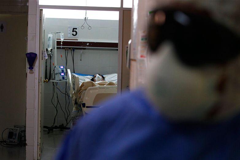 Hospitales en Morelia, La Piedad y Uruapan al 100% de ocupación por Covid-19