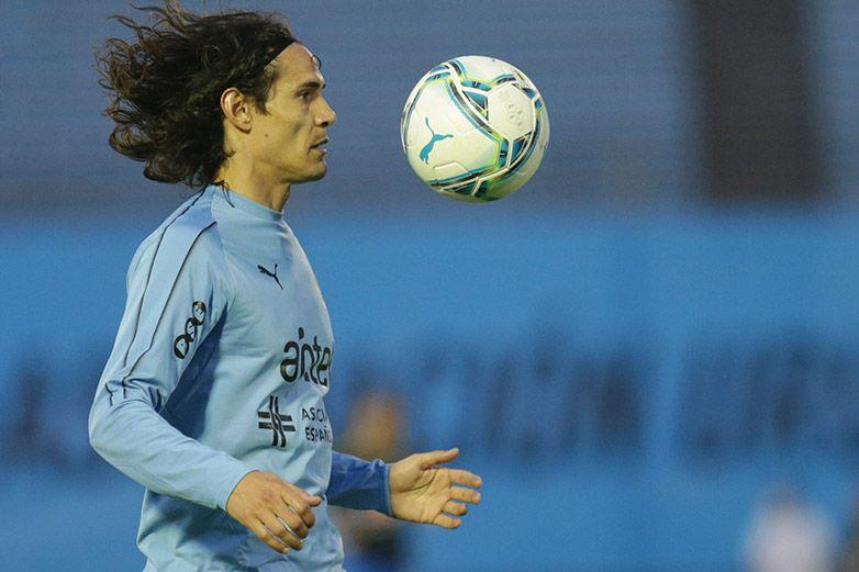 Regresa Cavani con Uruguay para la Copa América