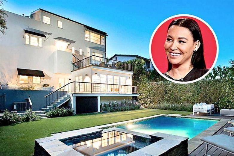 Ponen a la venta la casa de Naya Rivera