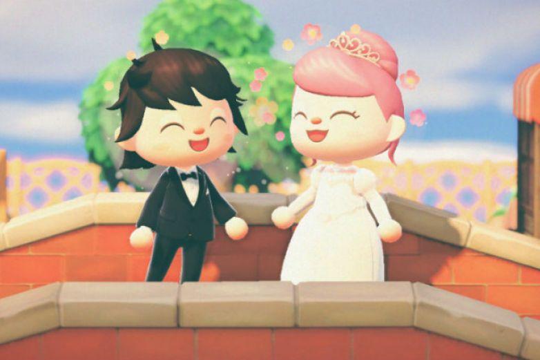 Pareja se conoce dentro de Animal Crossing y ahora están por casarse