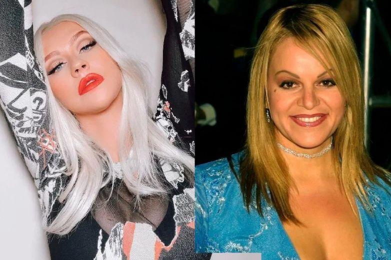 Familia de Jenni Rivera quiere que Christina Aguilera interprete a la Diva