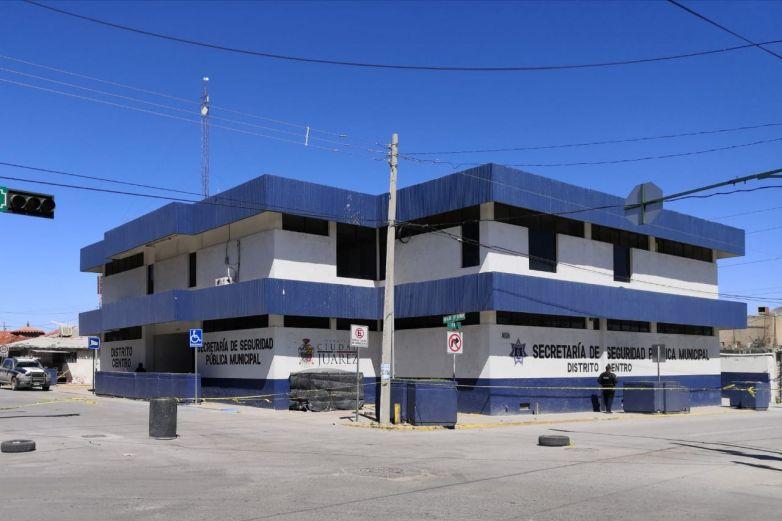 Avanza instalación de sistema de videovigilancia en estaciones de policía