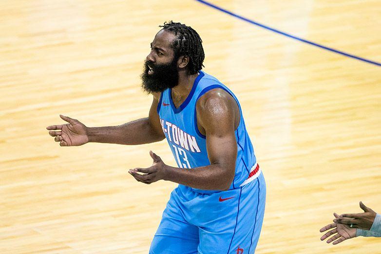 Harden: 'loca' situación con los Rockets no tiene arreglo