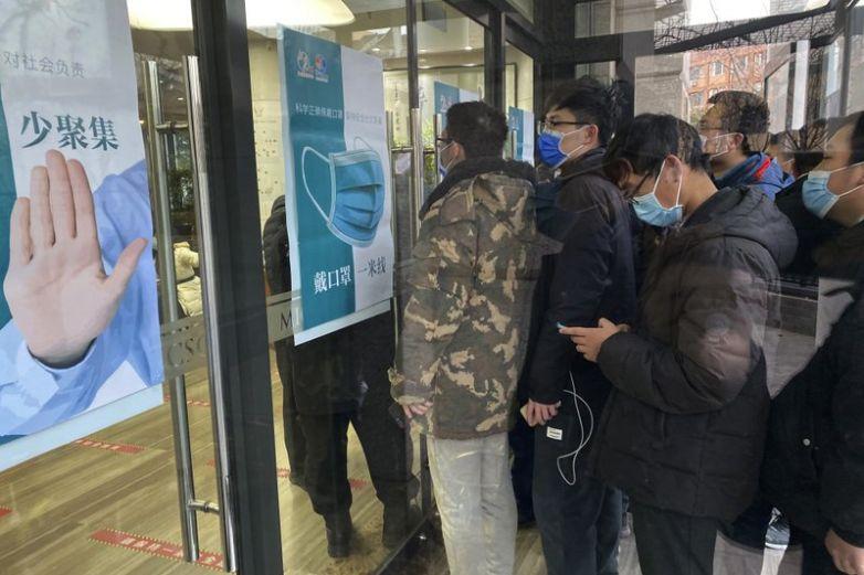 Ciudad china hace millones de pruebas por brote de Covid