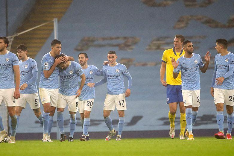 Man City derrota a Brighton