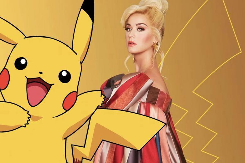 Katy Perry interpretará la canción oficial del 25 aniversario de Pokémon
