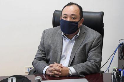Defensa de exgobernador no quiere entrar a juicio: Jorge Espinoza