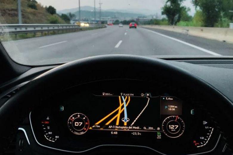 Red 5G, clave en el ecosistema de vehículos autónomos