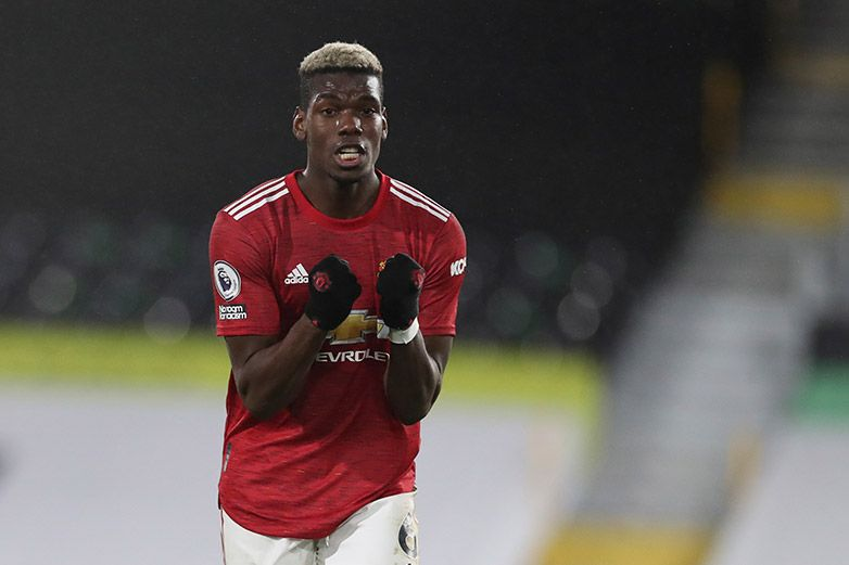 Pogba sigue luciendo para mantener al Man United en la cima