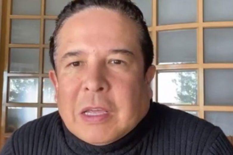 'Enrique Guzmán dijo que me iba romper el hocico': Gustavo Adolfo Infante