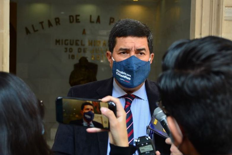 Ante campañas de mentiras ya vendrá la verdad jurídica: Gobernador