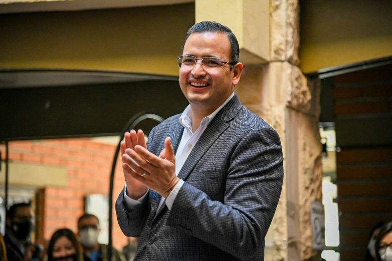 Busca Marco Bonilla candidatura del PAN a la alcaldía de Chihuahua