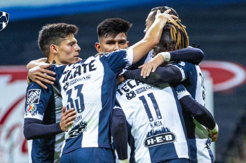 Es Rayados el primer equipo de la Liga MX en vacunarse vs Covid