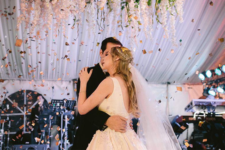 Entre el amor y la ilusión, ¡Todo lo que lleva una boda!