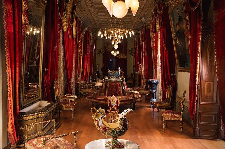 Palacio de Alvarado, una gran historia de amor