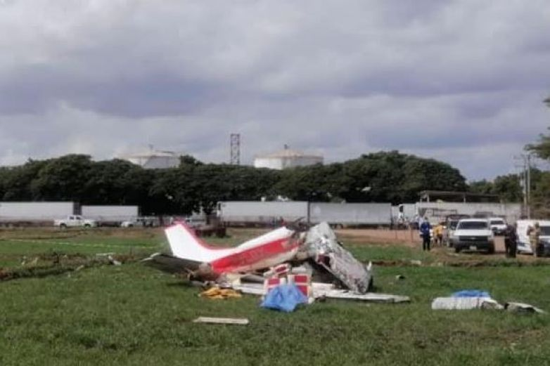 Muere nieto de Amado Carrillo en 'avionetazo'