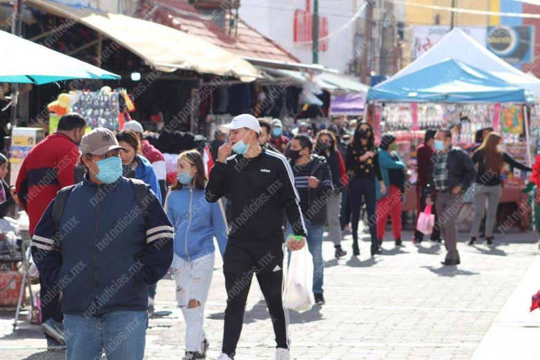 Más del 50% de los mexicanos en riesgo por contraer Covid-19