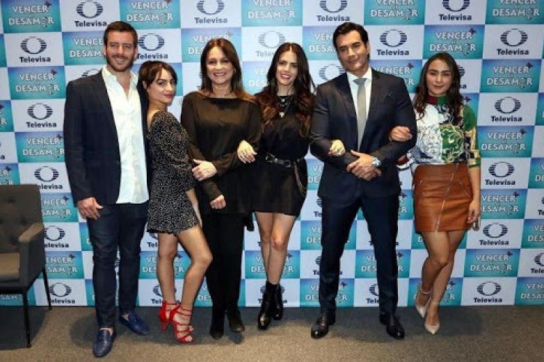 'Vencer el desamor ' llega a su final y es lo más visto en la TV mexicana