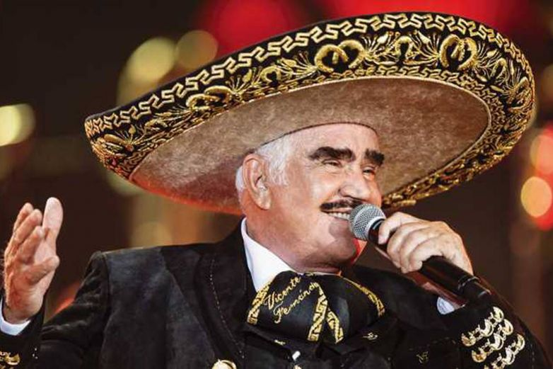 Aseguran que familia 'ya se despidió' de Vicente Fernández - Espectáculos