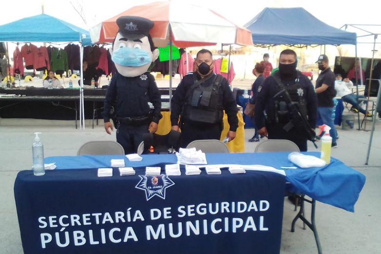 Buscan nuevos policías hasta en las 'segundas'