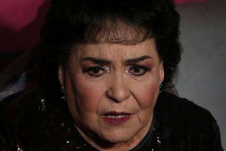 Carmen Salinas defendió a Frida Sofía y Enrique Guzmán la amenazó