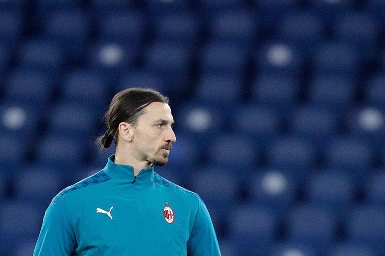 Ibrahimović queda fuera de Euro por lesión
