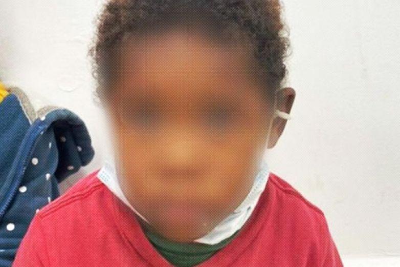 ¿Papá, por qué me dejaste?: niño migrante abandonado en río Bravo