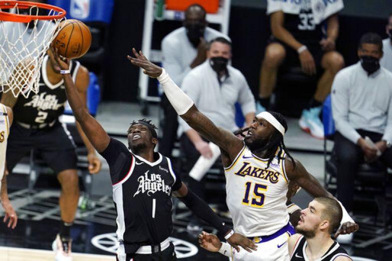 Clippers se impuso a los Lakers en el clásico de L.A.