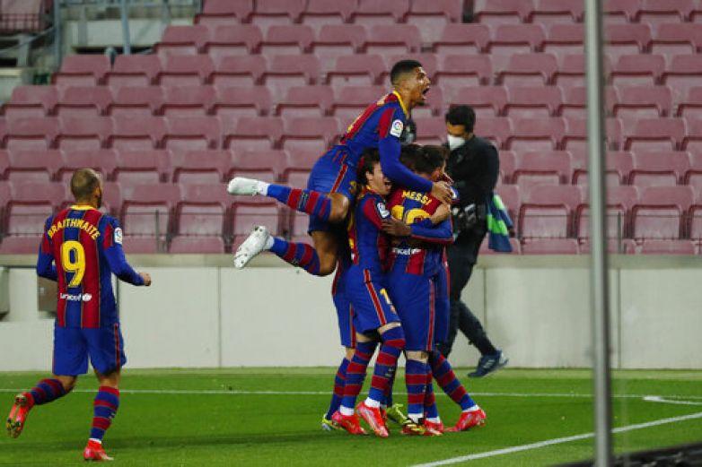 Derrota Barcelona a Valladolid